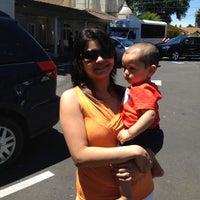 Photo taken at Fremont Hindu Temple by Roshni Z. on 6/3/2012