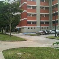 Photo taken at Universidad Tecnológica de Panamá - Campus Central Dr. Víctor Levi Sasso by Julio C. on 8/24/2011