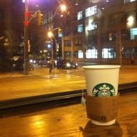 Photo taken at Starbucks by edisonv 😜 on 10/6/2011