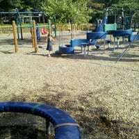 Photo taken at Mary Munford Playground by Rebecca G. on 8/14/2011