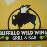 Photo taken at Buffalo Wild Wings by Rigoberto R. on 8/31/2011
