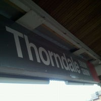 Photo taken at CTA - Thorndale by Craig B. on 3/13/2012