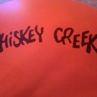 Photo taken at Whiskey Creek Saloon by Corey L. on 8/26/2011