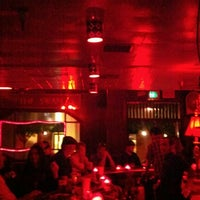Photo taken at The Red Room by alison on 7/8/2012