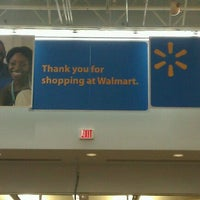 Photo taken at Walmart Supercenter by Laura W. on 12/24/2011