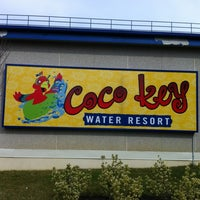 Photo taken at CoCo Key Water Resort by Jaymz D. on 2/19/2012
