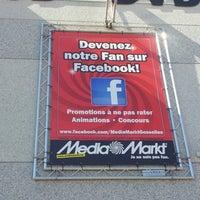 Photo taken at Media Markt by Denis G. on 9/8/2012