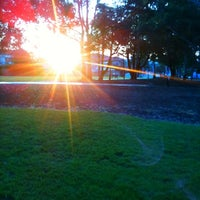 Photo taken at Camperdown Memorial Rest Park by Leanne C. on 7/17/2011