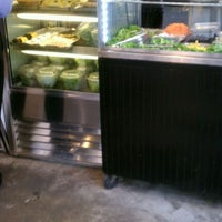 Photo taken at Bony's Bagels by Tracy T. on 3/8/2012