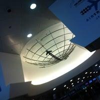 Photo taken at JFK AirTrain - Jamaica Station by Alex P. on 1/14/2012