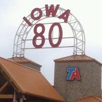 Photo taken at I-80 by Tony B. on 7/21/2012