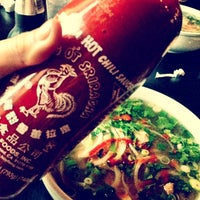 Photo taken at Pho Bar & Grill DC by Mandi C. on 9/13/2012