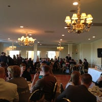 Photo taken at Evergreen Country Club by Debbie R. on 4/7/2012
