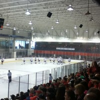 Photo taken at Kettler Capitals Iceplex by Josh L. on 7/14/2012