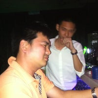 Photo taken at After Five Chill Bar by yee chien t. on 10/31/2011