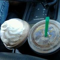 Photo taken at Starbucks by Julie O. on 10/22/2011