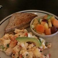 Photo taken at Corner Bakery by Lane M. on 10/18/2011