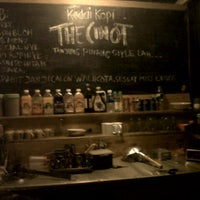 Photo taken at Cafe The Cinot by Aexea K. on 8/30/2012