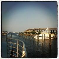 Photo taken at Pirates Cove Marina by Brandon W. on 6/28/2012