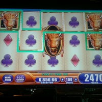 Photo taken at Casino Central by Giovanni J. on 6/19/2012