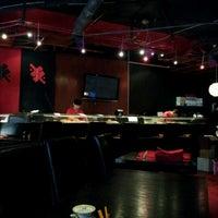 Photo taken at Zuma Sushi Bar by Jon P. on 7/10/2012