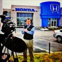Photo taken at Scott Honda by Scott H. on 2/21/2012