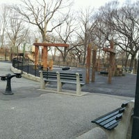 Photo taken at Central Park - 96th Street Playground by Fr Kevin C. on 2/4/2012