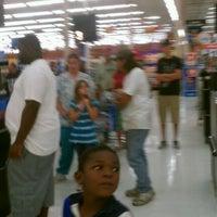 Photo taken at Walmart Supercenter by Barb C. on 10/28/2011