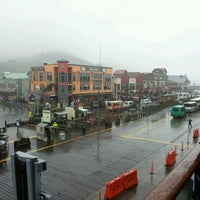 Photo taken at Ketchikan, Alaska Pier One by Ryan W. on 8/21/2011