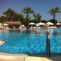 Photo taken at Silence Beach Resort by M.Afşin D. on 7/17/2012