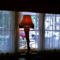 Photo taken at A Christmas Story House & Museum by Lori on 8/21/2011