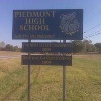 Photo taken at Piedmont, AL by Brian Y. on 8/12/2011