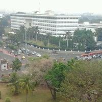 Photo taken at Jalan Melawai Raya by Haer M. on 9/20/2011