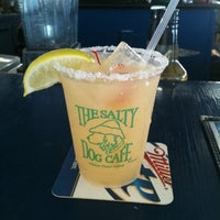 Photo taken at The Salty Dog Cafe by Jessica H. on 11/14/2011