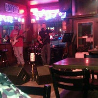 Photo taken at 1860's Hard Shell Café and Saloon by Brandi N. on 9/3/2012