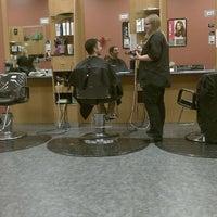 Photo taken at Fantastic Sams Hair Salons by Jim W. on 9/16/2011