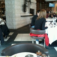 Photo taken at Fred's at Barneys New York by Ms. C. on 1/14/2012