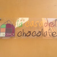 Photo taken at ChocoMuseo by manuel a. on 9/2/2012