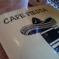 Photo taken at Cafe Fiesta by Alvin M. on 5/6/2012