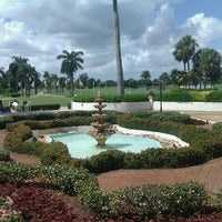Photo taken at Trump National Doral Miami by Gustavo L. on 9/21/2011