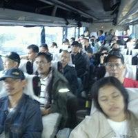 Photo taken at Jalan Raya Yogya - Solo, Prambanan by Paramita N. on 12/16/2011