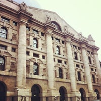 Photo taken at Borsa Italiana S.p.a. by Claudio D. on 4/19/2012