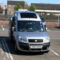 Photo taken at Grange Radio Cabs by Grange C. on 5/20/2012