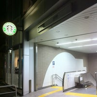 Photo taken at Kita-sando Station (F14) by daikiresolfa.net on 12/19/2011