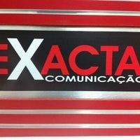Photo taken at Exacta Comunicação E Publicidade by Bruno D. on 8/22/2012