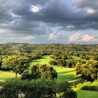 Photo taken at Barton Creek Resort & Spa by Nan on 7/13/2012