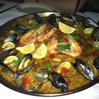 Photo taken at Barcelona Wine Bar Inman Park by Robert L. on 11/11/2011