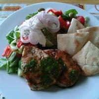 Photo taken at Neklid Restaurant by Miroslav O. on 7/4/2012