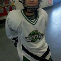 Photo taken at Gateway Ice Center by Nicole J. on 1/28/2012