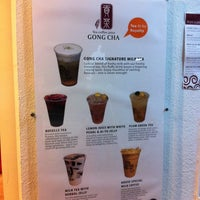 Photo taken at Gong Cha 貢茶 by L. on 5/3/2011